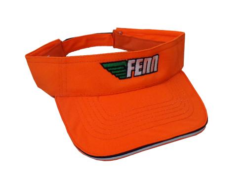Fenn-Fluro-Orange-Visor